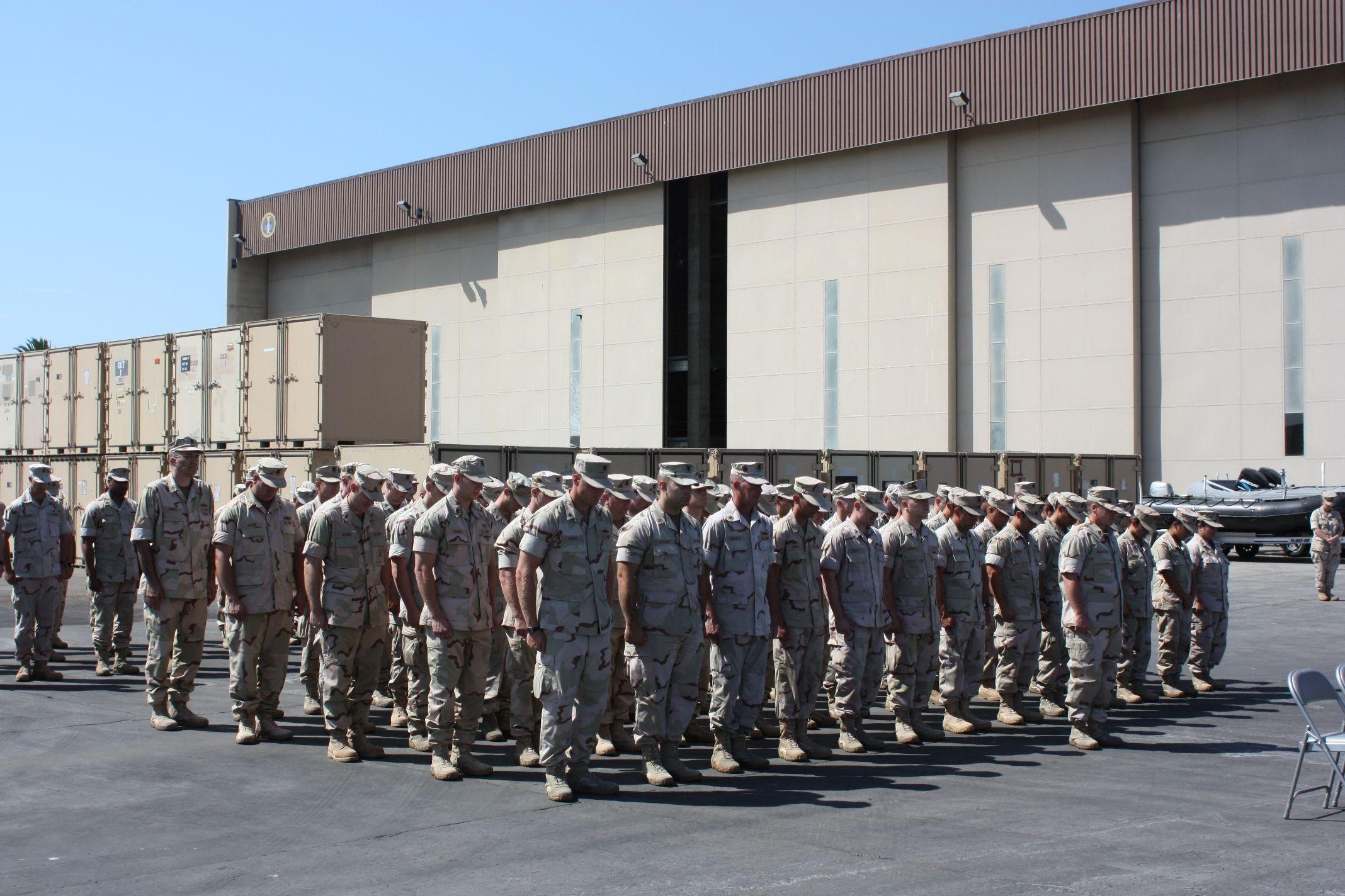 CORONADO, Calif (July 15, 2010) Sailors Assigned To