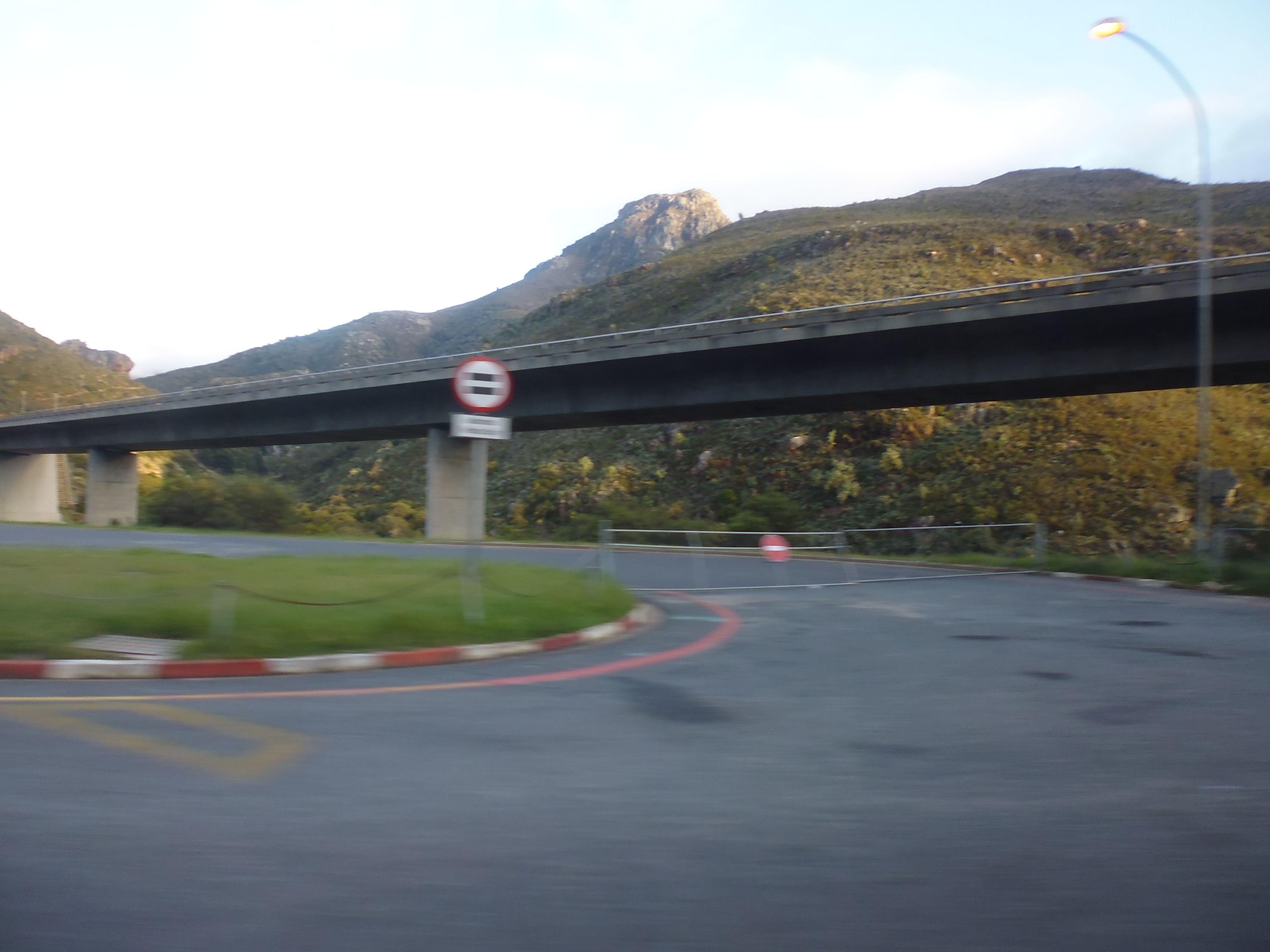 La route lol ca monte ca monte, yavais des lignes droites bref c'était très fatiguant