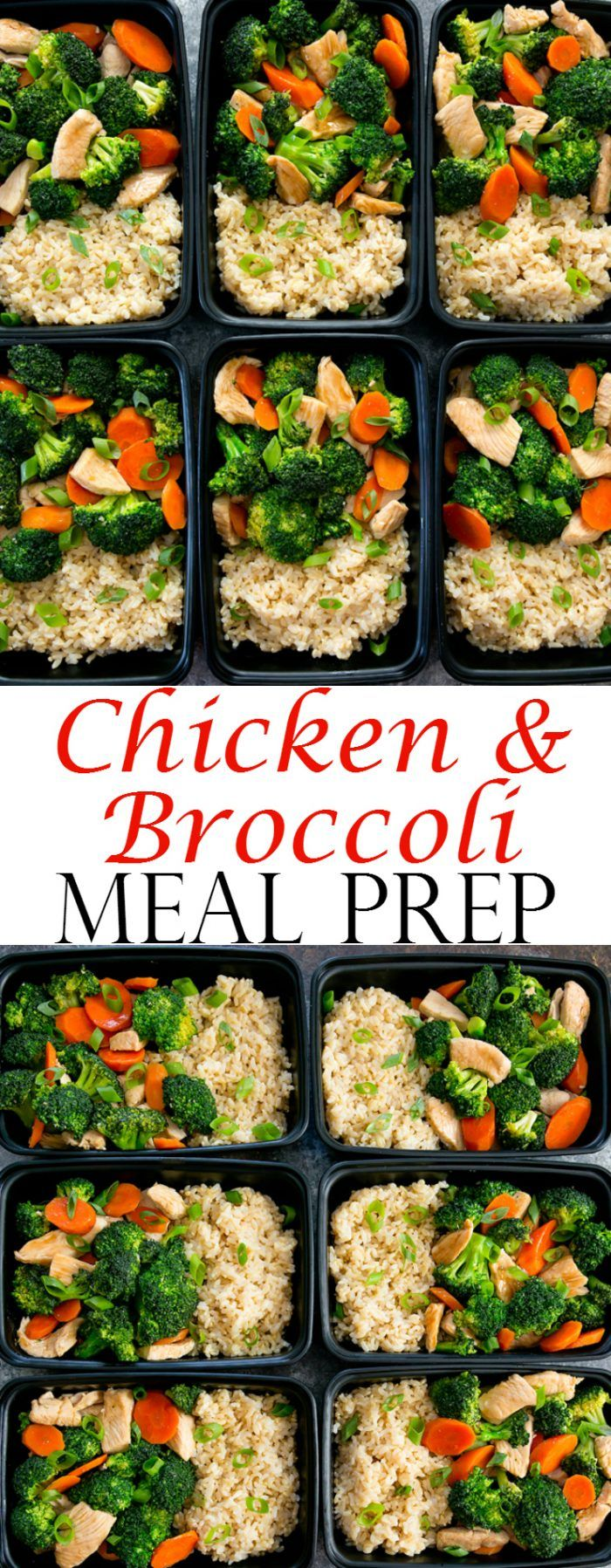 Chicken And Broccoli Stir Fry Meal Prep  Recipe  Low -4763