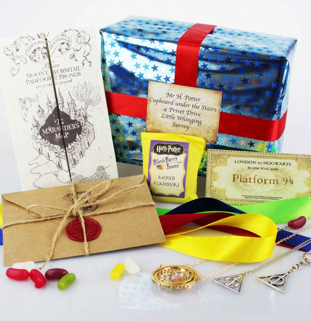 Geekgear box magical gift box but the one with the