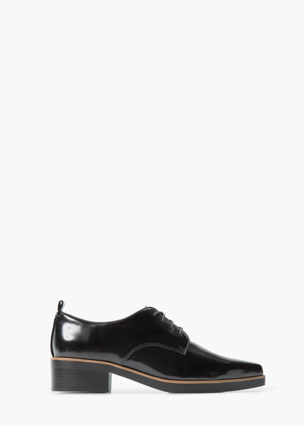 cc02cba3544 Zapato oxford cordones - Mujer   zapatos   Zapatos oxford, Zapatos y ...