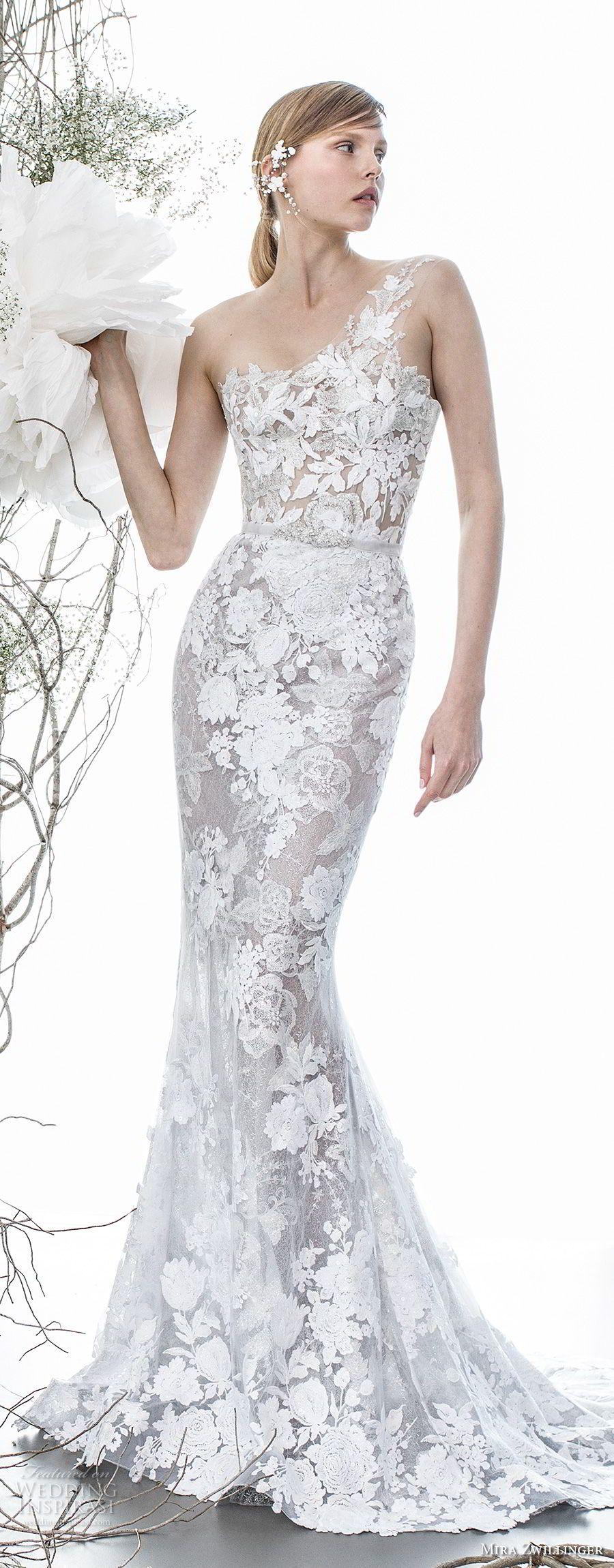 Elegant fitted wedding dresses  Mira Zwillinger  Wedding Dresses u ucOver the Rainbowud Bridal