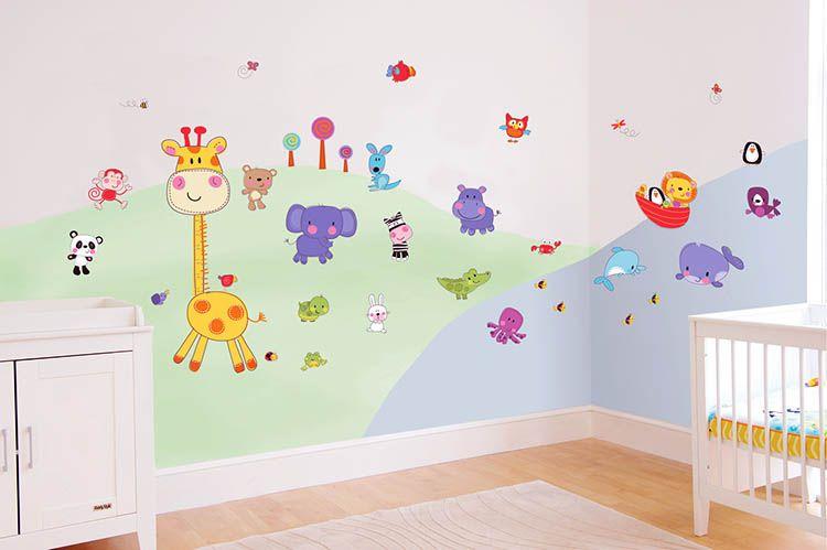 baby wall designs. Baby Room Decor  Stylish Interior Design