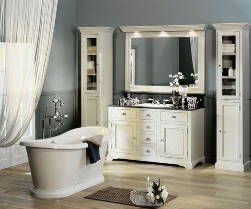 salle de bain classique stratifie ensemble carlton01 aqua prestige - Salle De Bain Classique