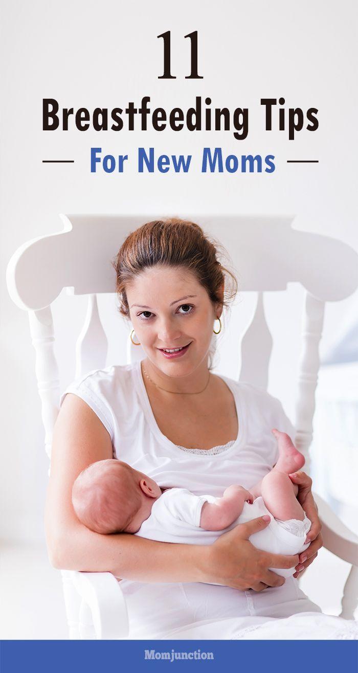 tips for breastfeeding moms