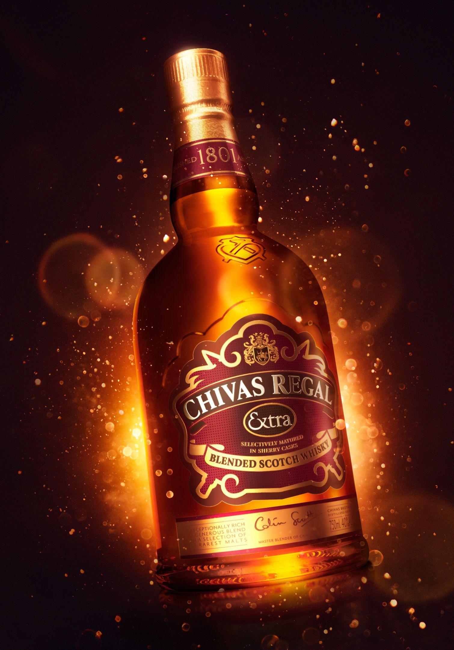 Chivas Regal Extra On Behance Cerveza Artesanal Cerveza Artesanal