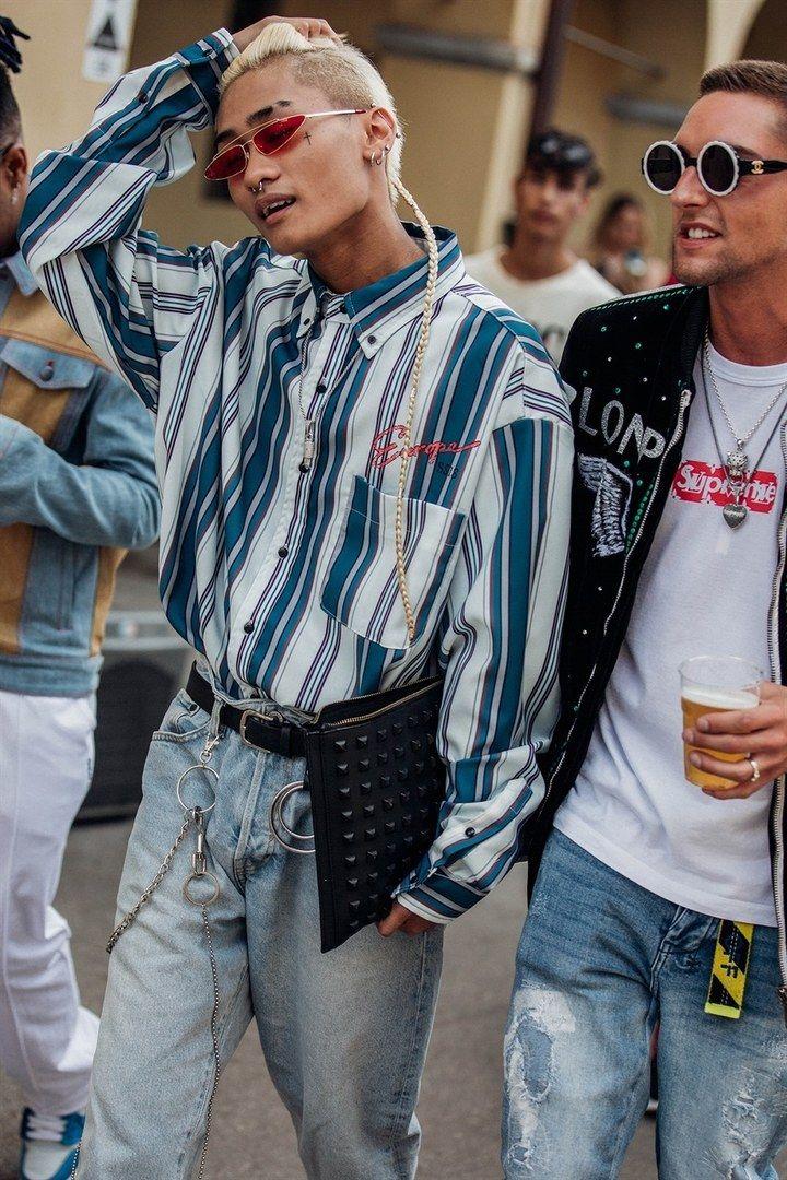 Pitti Uomo Street Style Spring Summer 2019 #mensstreetstylesummer