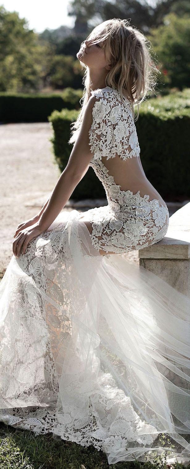 La sposa pandora wedding dress  Idan Cohen  Bridal Wedding Dresses   Wedding  and Bohemian
