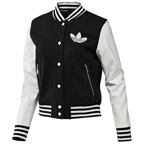 Adidas collegiate wool jacket | Adidas jacke, Jacken, Tuch