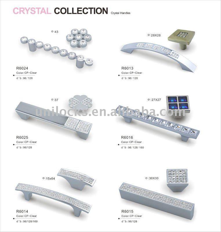 Diamond Crystal Cabinet Knobs /crystal Handles Photo, Detailed About  Diamond Crystal Cabinet Knobs /