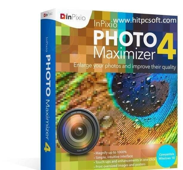 Inpixio Photo Maximizer Pro 4 Mac Crack Plus Serial Full