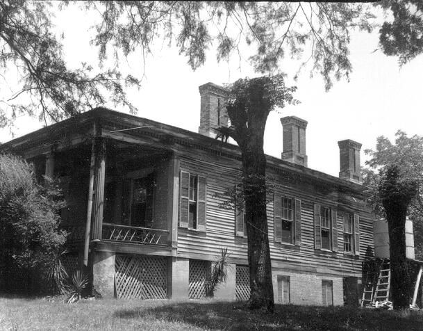 Prospect hill plantation jefferson davis county for Home builders in south mississippi
