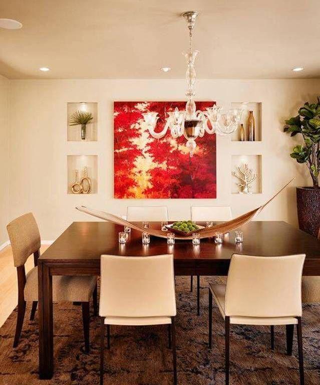 Dining Room Including Wall Art Ideas For Beautiful Jazz Street Scene Decor Print Framed Ebay