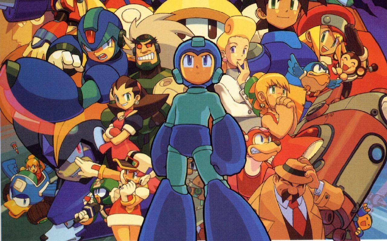 Mega Man Megaman Legends Roll Wallpaper 22754 Wallbase Cc Mega Man Cool Robots Guy Pictures