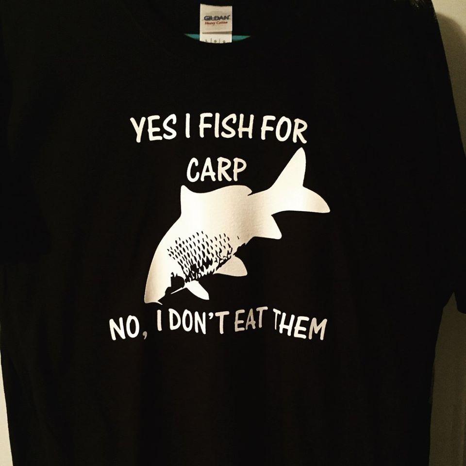 Angler Shirt carpfishing Carp girlieshirt Angler Shirt Boilies Baits Womens 6