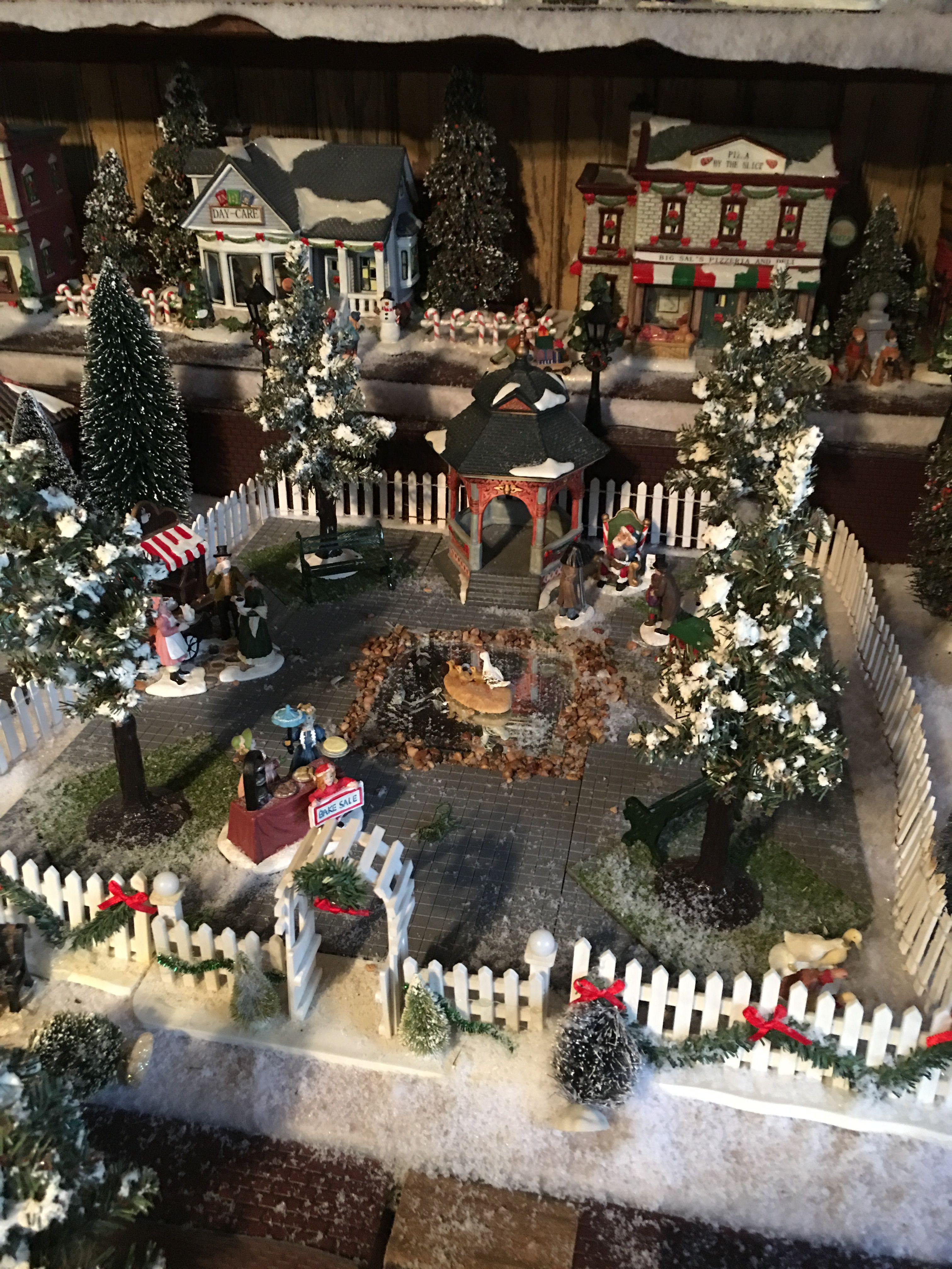 Christmas Village Sets.Pin By Donna Smith On Christmas Villages Christmas