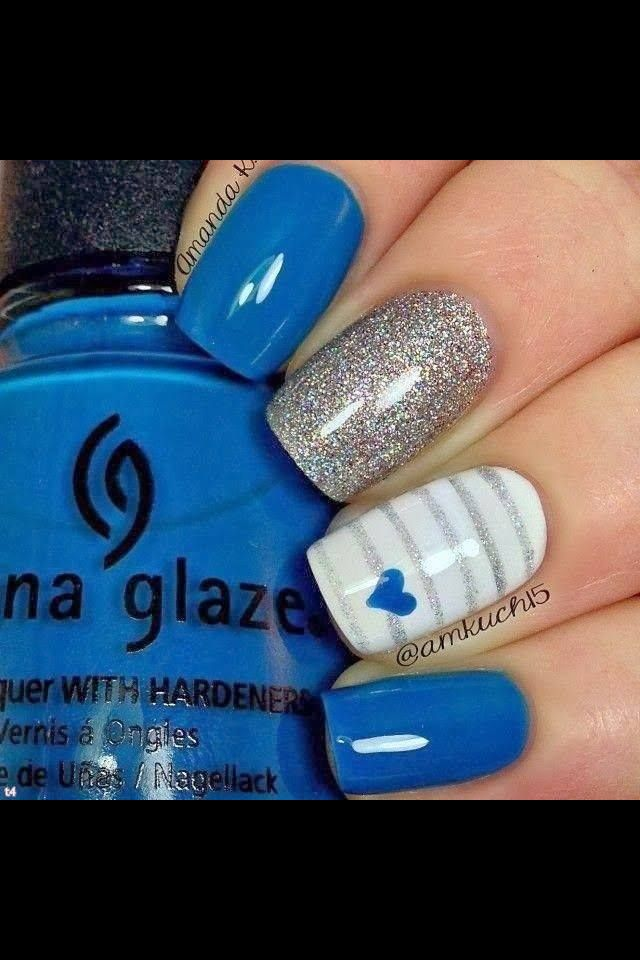 Id e vernis ongles vernis ongles pinterest ongles - Idee ongles vernis facile ...