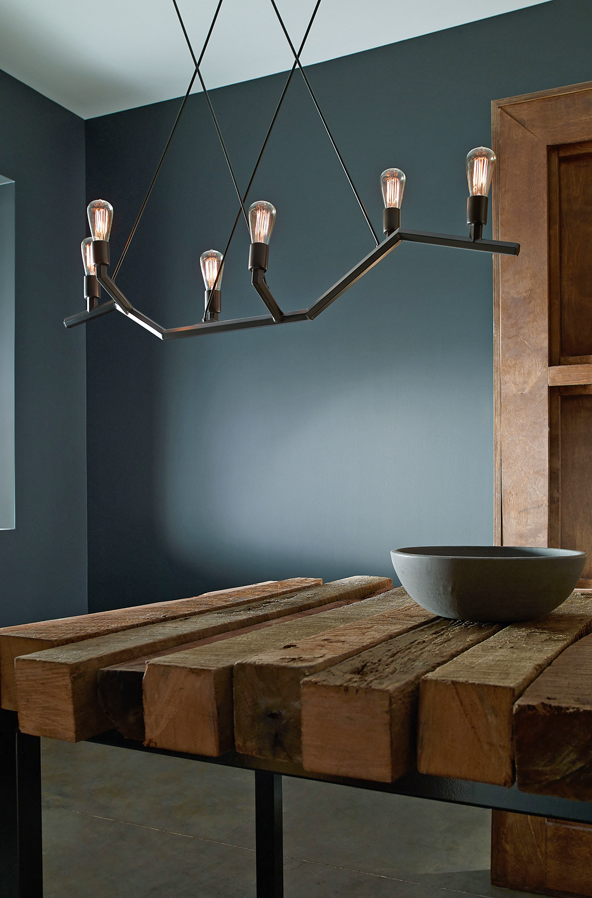 Shop the Akimbo Linear Suspension by Sean Lavin | Circa Lighting ...