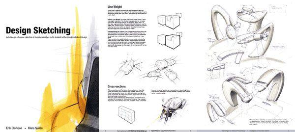 industrial design sketches. Design SketchingInstructieboek Voor Schetsen Industrial Sketches