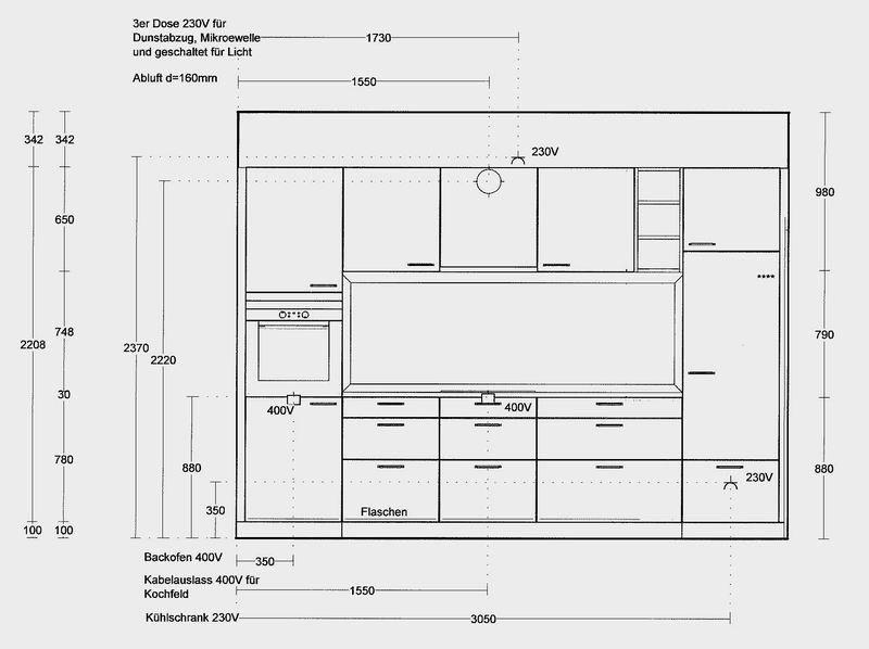 Berühmt Fabelhaft Oberschrank Küche Höhe Und Beste Ideen Von Steckdosen UO38