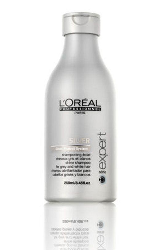 shampoing pour cheveux gris blanc