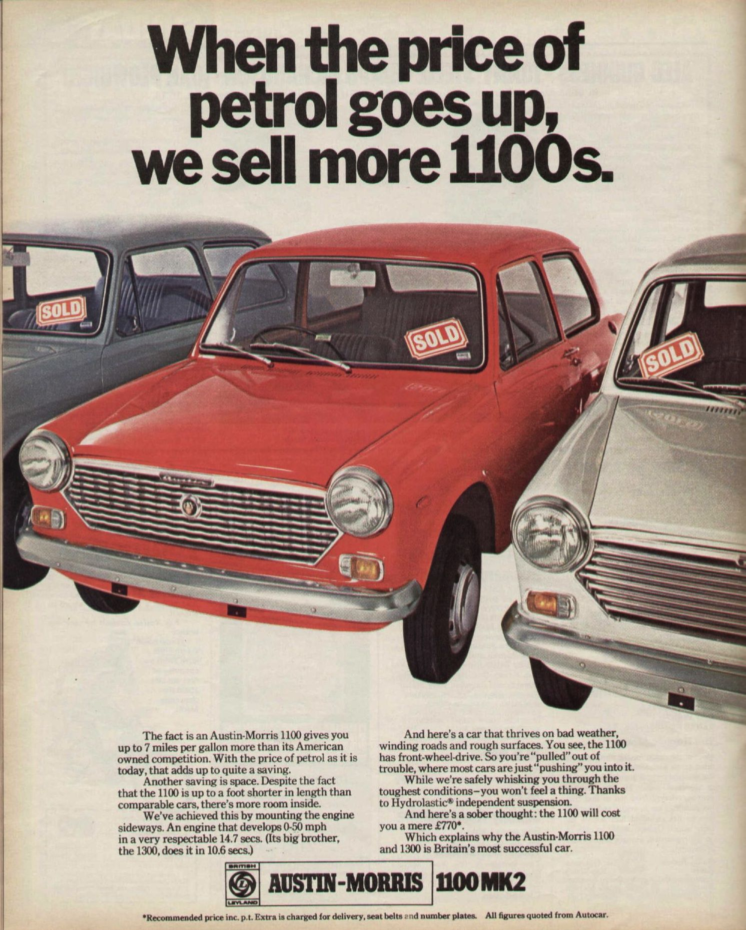 Image result for 1970s austin 1100