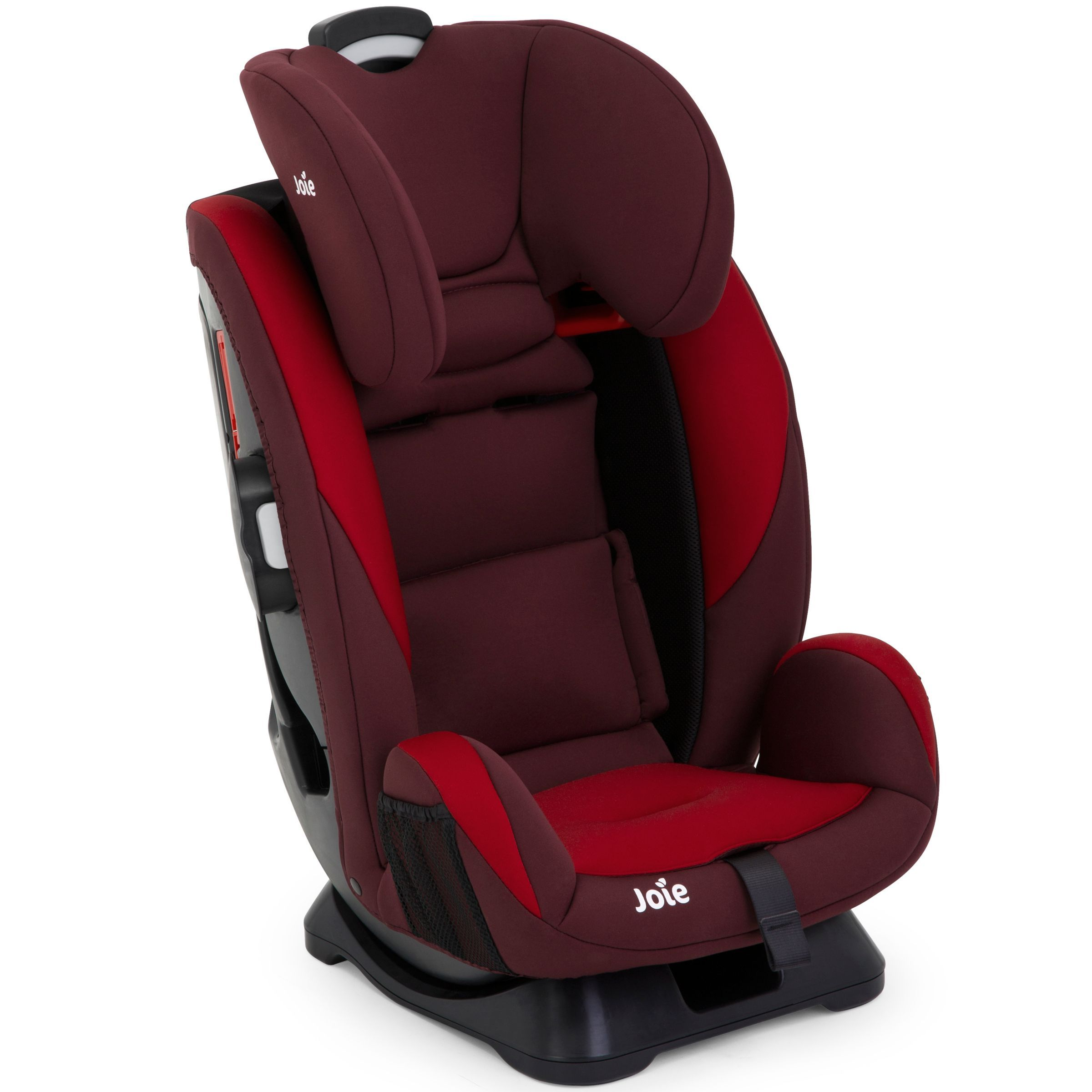 Joie Baby Every Stage Group 0+/1/2/3 Car Seat, Red Car