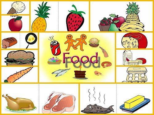Vocabulario b sico en ingles frutas y otros alimentos para ense ar a los peques los bits de - Alimentos en ingles vocabulario ...