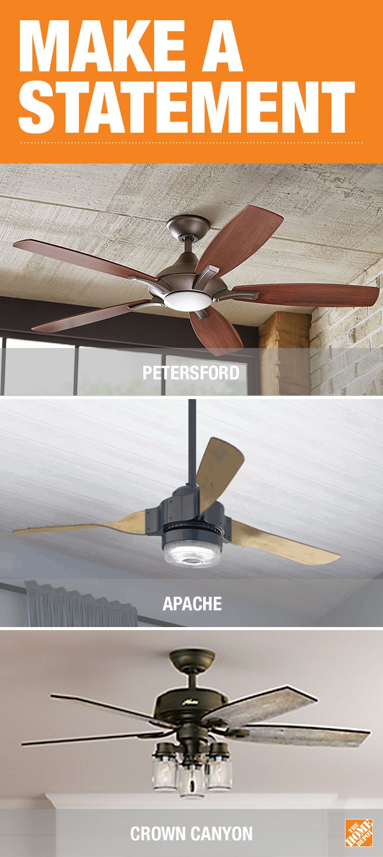 Don T Settle For A Blah Ceiling Fan When You Can Make It