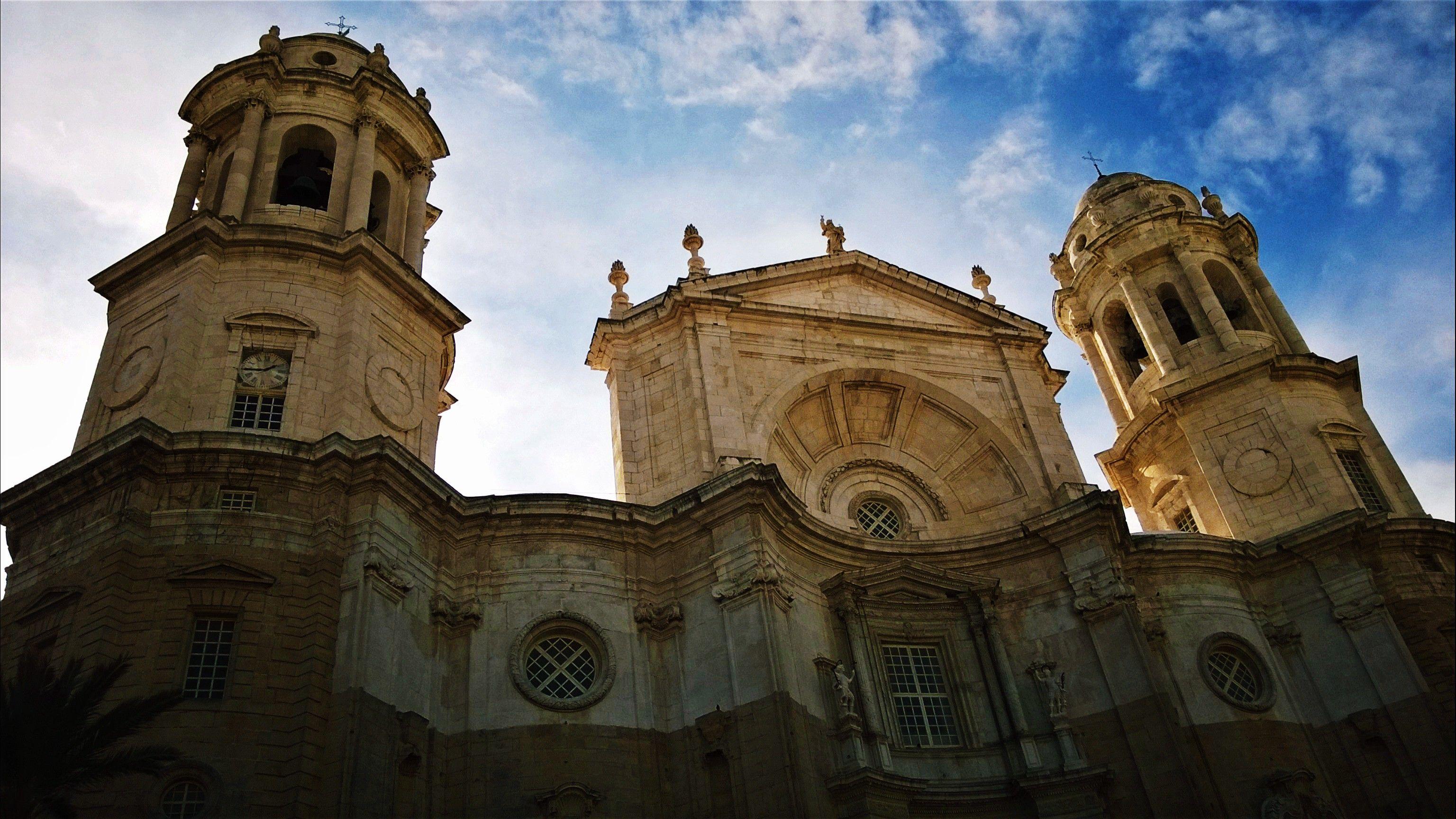 cadiz spain cadiz barcelona cathedral travel photos