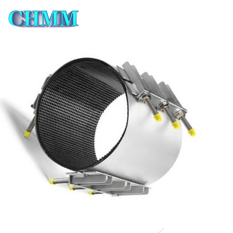 Pin On Cr Band Pipe Repair Clamp