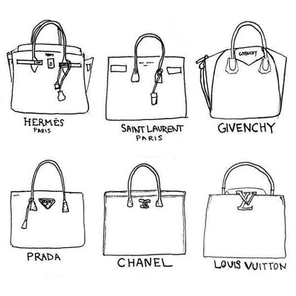 87eabc50baaef0 A complete Bag Collection - Missing any? Hermès Yves Saint Laurent Givenchy  Prada CHANEL Louis Vuitton #ksa #saudi #saudibeauty #bag #givenchy #prada  ...
