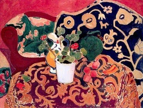 'Spanish Still Life' (Seville II), 1911 -  Henri Matisse