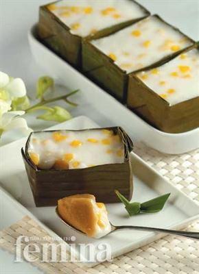 Femina Co Id Bubur Manis Dalam Takir Resep Sweet Desserts Makanan Ringan Manis Masakan Unik Makanan