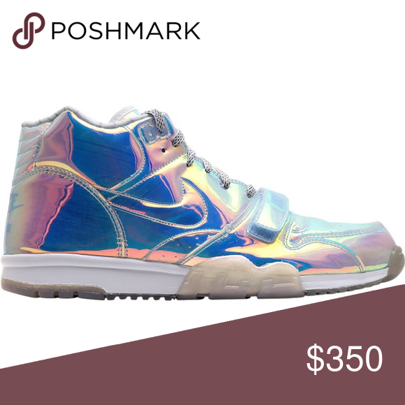 nice shoes half off good texture Nike Holographic Air Trainer 1 Prm Q Hologram 12 A special release ...