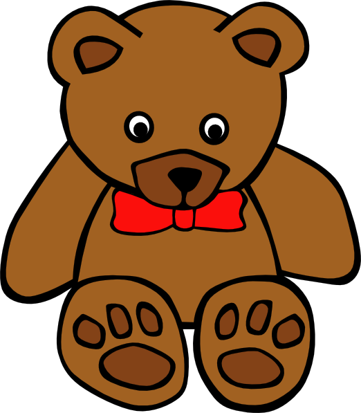 teddy bear clip art free clipart best i love teddy bears rh pinterest co uk bear clipart free bear clipart pinterest