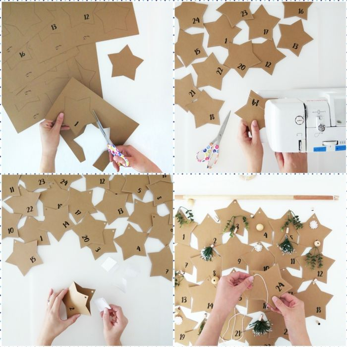 make advent calendars diy ideas for children and adults decorating ideas diy advent