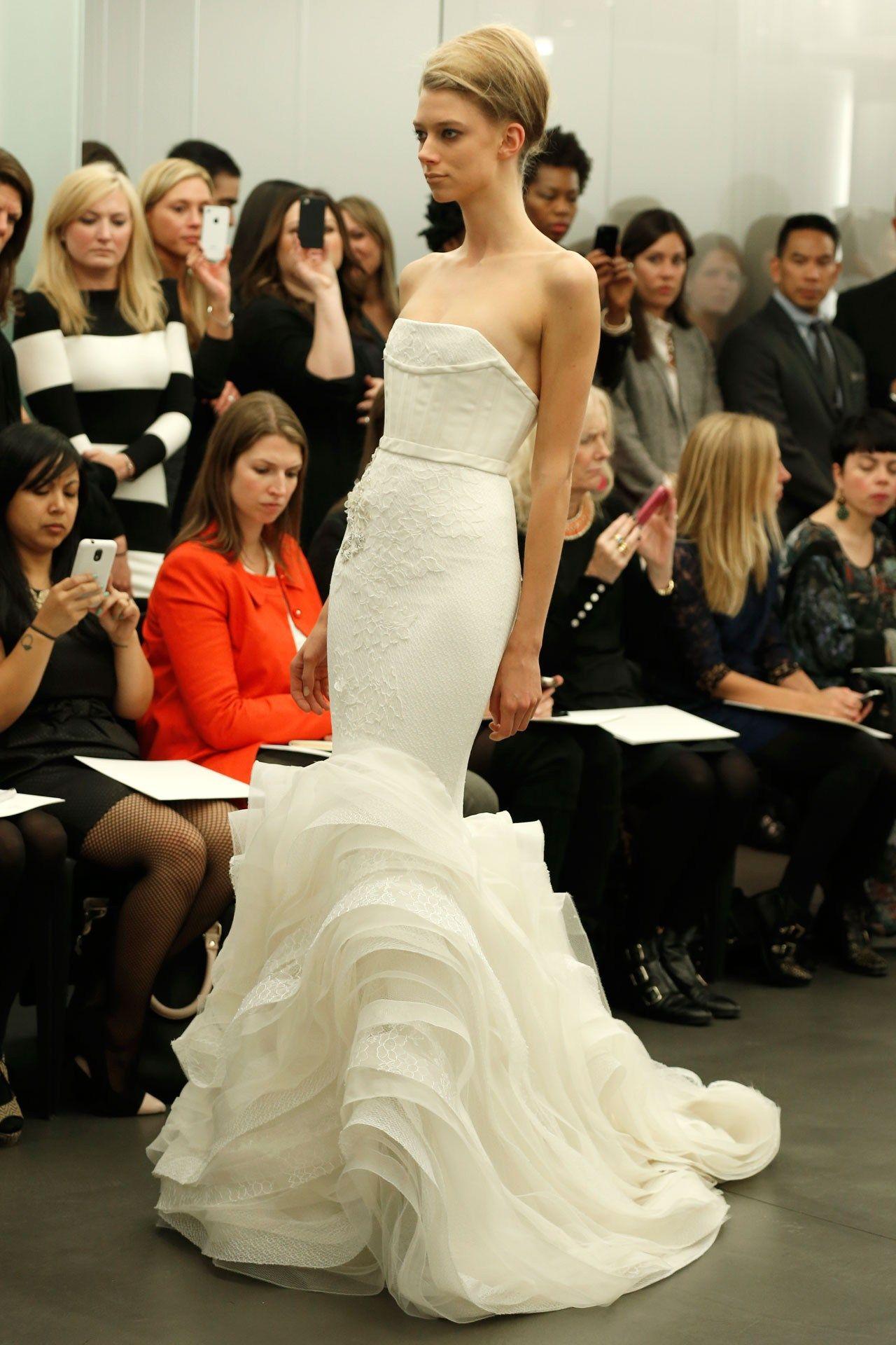 Bridal wedding dresses  Wedding Dresses  The Ultimate Gallery BridesMagazine  Vera
