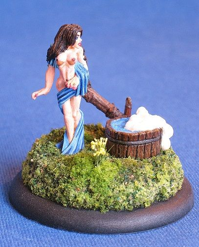 Nereid Reaper Miniatures 02892 Arethusa