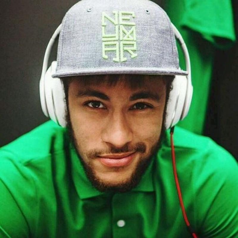 1157a2355d3 Neymar JR njr men women Baseball Caps hip hop Sports Snapback cap hat  chapeu fashion gray hat