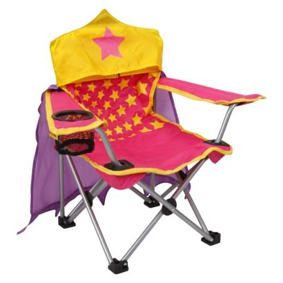 Justice League Portable Camp Chair 13 At Target How Cute Would This