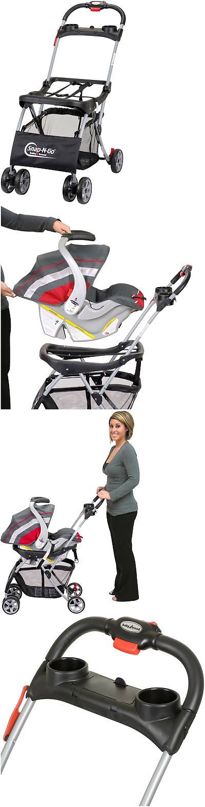 Baby Kid Stuff Trend Snap N Go Ex Universal Infant Car Seat Carrier
