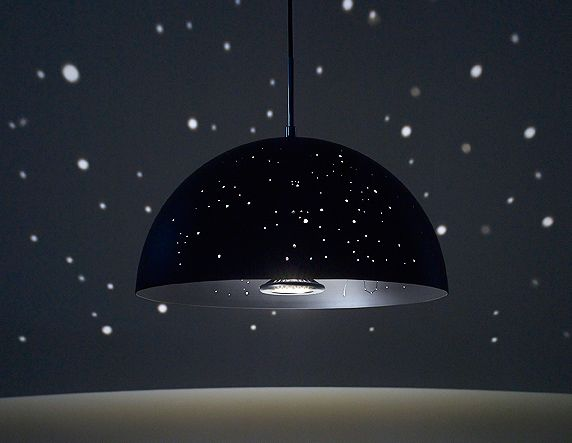 Led Lamp Casts Constellations Of Stars