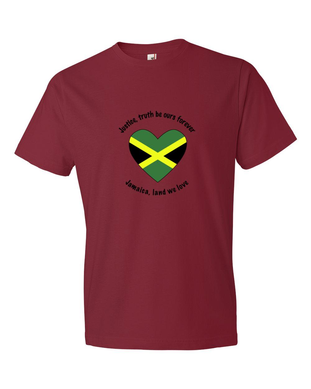 Men's Jamaican Pride T-Shirt
