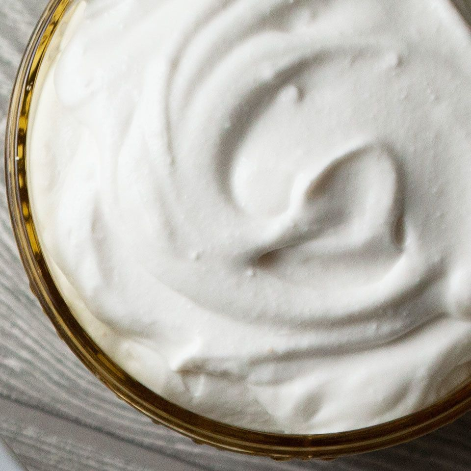 Coconut Whipped Cream Recipe in 2020 Vegan whipped