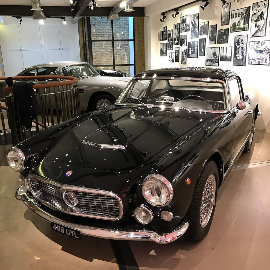 Pin by Louis D\'Amore on Maserati | Pinterest | Classic trader ...