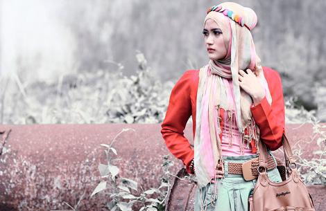 hijab street fashion - Google Search