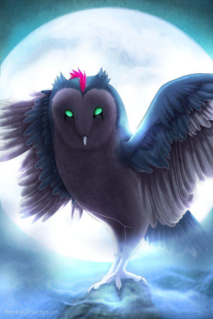 Blue By Thepakshi On Deviantart Criaturas Magicas Animais E