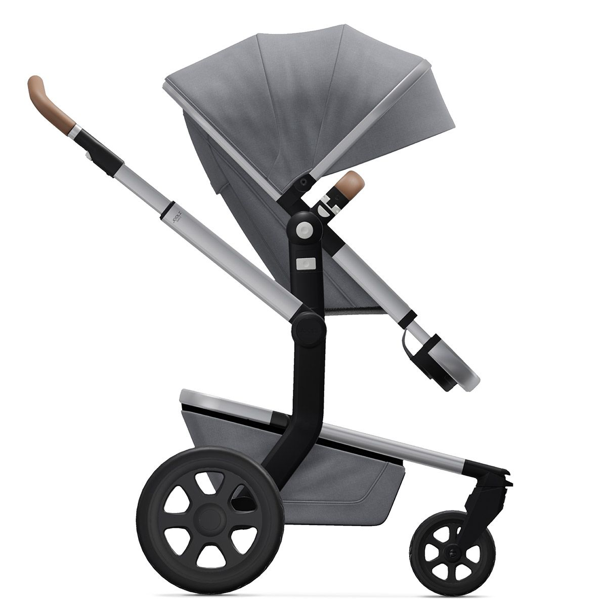 Kinderwagen Easywalker Duo Day3 Stroller Standard Gorgeous Grey Baby Shop Prams