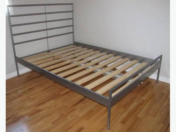 Ikea Metal Bed Frame Lovable Ikea Twin Bed Metal Bed Frame Twin Bed